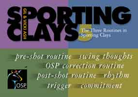 SPORTING CLAYS: THE THREE ROUTINES IN SPORTING CLAYS