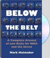 BELOW THE BELT: A COMPLETE ARSENAL OF LOW KICKS FOR MMA AND THE STREET