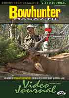 BOWHUNTER MAGAZINE SERIES: BOWHUNTER VIDEO JOURNAL, VOL. 3, DVD
