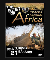THE BEST OF TRACKS ACROSS AFRICA