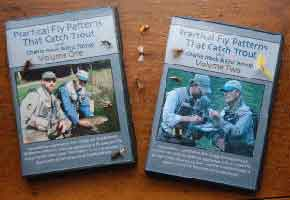 PRACTICAL FLY PATTERNS THAT CATCH TROUT VOLUME 1 & 2 SET
