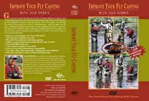 IMPROVING YOUR FLY CASTING - DVD
