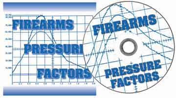 FIREARMS PRESSURE FACTORS - CD ROM