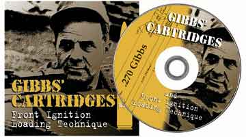 GIBBS RIFLES & CARTRIDGES - CD ROM