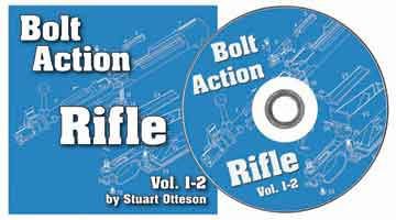 THE BOLT ACTION RIFLE I & II - CD ROM
