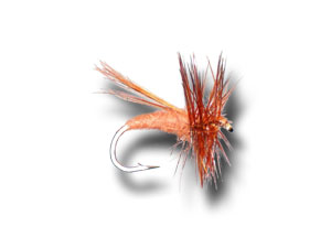 Fluttering Caddis Brown
