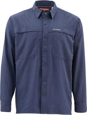 Fly fishing flies on sale clearance simms ebbtide ls for Fishing shirts on sale