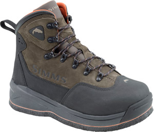<font color=red>On Sale - Clearance</font><br>Simms Headwaters Pro Boot - Felt - Dark Olive