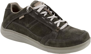 <font color=red>On Sale - Clearance</font><br>Simms Westshore Leather Shoe - Dark Olive