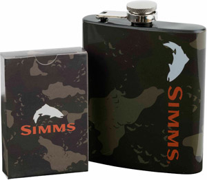 <font color=red>On Sale - Clearance</font><br>Simms Camp Gift Kit - Black