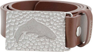 <font color=red>On Sale - Clearance</font><br>Simms Big Sky Belt - Brown