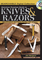 AMERICAN PREMIUM GUIDE TO KNIVES & RAZORS CD