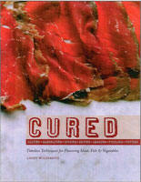 CURED: TIMELESS TECHNIQUES FOR FLAVORING MEAT, FISH AND VEGETABLES