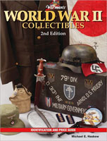 WARMAN'S WORLD WAR II COLLECTIBLES, IDENTIFICATION AND PRICE GUIDE 2ND EDITION