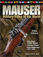 MAUSER MILITARY RIFLES OF THE WORLD: 5TH EDITION