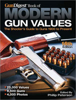 THE GUN DIGEST BOOK OF MODERN GUN VALUES: PRICING FOR FIREARMS FROM 1900 TO PRESENT, 16TH ED