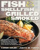 FISH AND SHELLFISH, GRILLED AND SMOKED