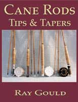 CANE RODS: TIPS AND TAPERS