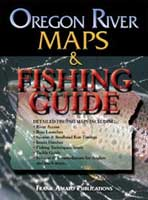 RIVER MAPS & FISHING GUIDE: OREGON