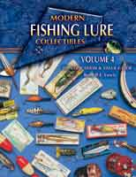 MODERN FISHING LURE COLLECTIBLES, VOL. 4