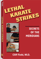 LETHAL KARATE STRIKES: SECRETS OF THE MERIDIANS