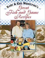 GREAT FISH AND GAME RECIPES