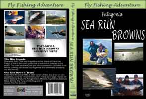 FLY FISHING ADVENTURES: PATAGONIA SEA RUN BROWNS