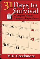 31 DAYS TO SURVIVAL: A COMPLETE PLAN FOR EMERGENCY PREPAREDNESS
