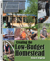 CREATING THE LOW BUDGET HOMESTEAD