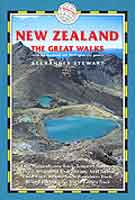 NEW ZEALAND - THE GREAT WALKS - INCLUDES AUCKLAND & WELLINGTON CITY GUIDES
