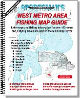 MINNESOTA FISHING MAP GUIDE: WEST METRO - WEST CENTRAL MINNESOTA