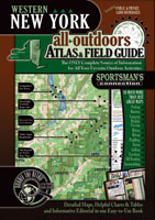ALL-OUTDOORS ATLAS & FIELD GUIDES: WESTERN NEW YORK