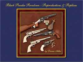 BLACK POWDER REVOLVERS REPROS