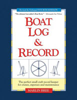 BOAT LOG & RECORD: 4TH EDITION
