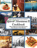 SAVOR MONTANA COOKBOOK