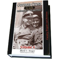 GERMAN CROSS IN GOLD: VOLUME 4