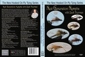 HOOKED ON FLY TYING: NEXT GENERATION NYMPHS