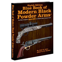 BLUE BOOK OF MODERN BLACK POWDER ARMS: 8TH ED