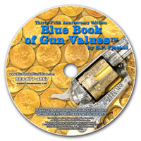BLUE BOOK OF GUN VALUES: 35TH ED.