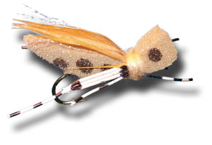 Tan Foam Hopper
