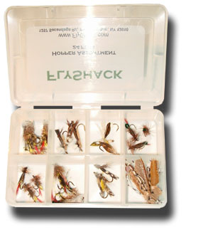 Hopper Assortment - 24 Flies