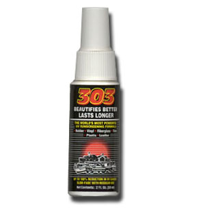 303 Fly Line Cleaner/Protectant - 2oz Bottle