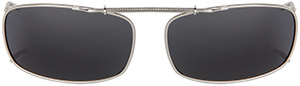Polarized Clip On Sunglasses - Slide Style - FS-700