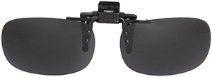 Polarized Clip On Sunglasses - Flip Up - FS-708