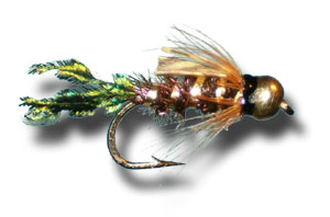 Bead Head Zug Bug Nymph