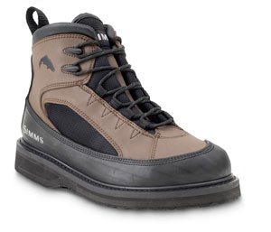 <font color=red>On Sale - Clearance</font><br>Simms Blackfoot Boot - Vibram