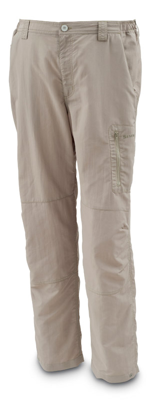 <font color=red>On Sale - Clearance</font><br>Simms BugStopper NFZ Pant - Antelope