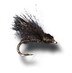 CDC Adult Caddis - Black