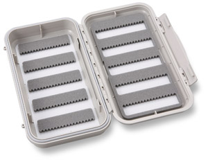 C&F Design 10 Row Micro Slit Waterproof Fly Box - CF-3555