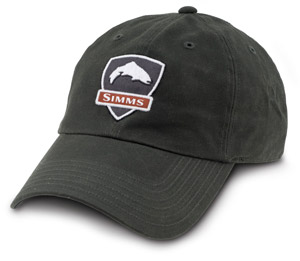 <font color=red>On Sale - Clearance</font><br>Simms Cascadia Cap - 2013 Style